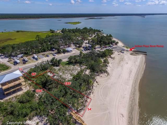 Lot A Indian  Pass Rd, PORT ST. JOE, FL 32456 (MLS #304117) :: Coastal Realty Group