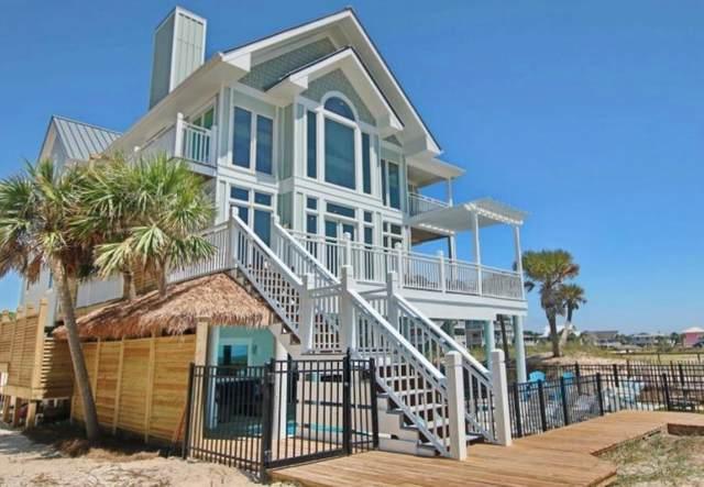 1176 E Gulf Beach Dr, ST. GEORGE ISLAND, FL 32328 (MLS #304163) :: Coastal Realty Group