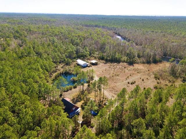 520 Hickory Hammock Rd, CARRABELLE, FL 32322 (MLS #304209) :: Berkshire Hathaway HomeServices Beach Properties of Florida