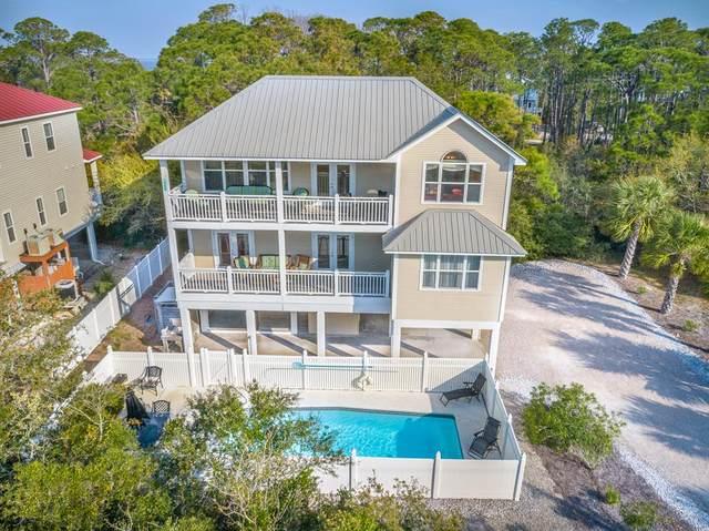 957 E Gulf Beach Dr, ST. GEORGE ISLAND, FL 32328 (MLS #304239) :: Berkshire Hathaway HomeServices Beach Properties of Florida