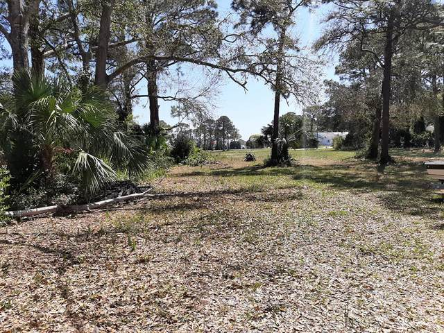 Lot 4 E Pine St #1, CARRABELLE, FL 32322 (MLS #304243) :: The Naumann Group Real Estate, Coastal Office