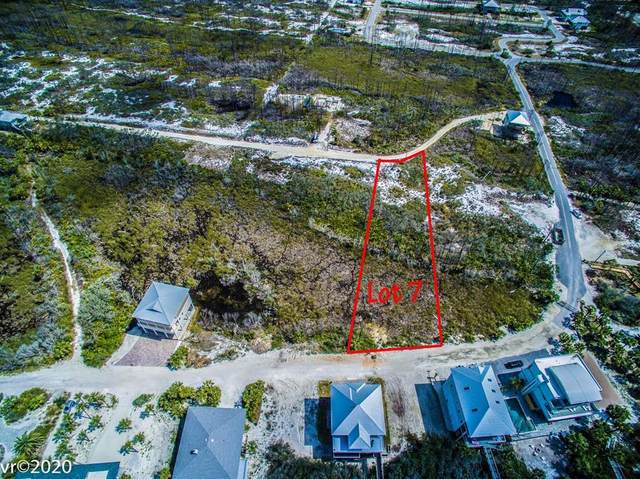 7 Secluded Dunes Dr, CAPE SAN BLAS, FL 32456 (MLS #304261) :: Berkshire Hathaway HomeServices Beach Properties of Florida