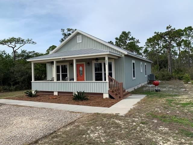 295 Sago Dr, EASTPOINT, FL 32328 (MLS #304266) :: Coastal Realty Group