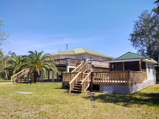 190 Harbeson Dr, CARRABELLE, FL 32322 (MLS #304275) :: Coastal Realty Group