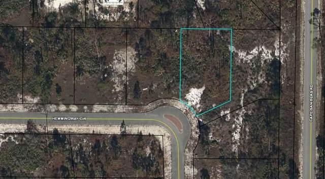 15 Hemmingway Cr #15, CAPE SAN BLAS, FL 32456 (MLS #304280) :: Berkshire Hathaway HomeServices Beach Properties of Florida