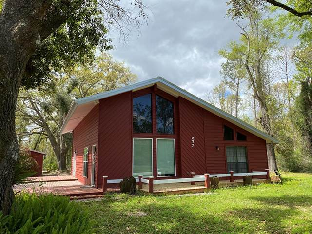 377 Lakeview Dr, WEWAHITCHKA, FL 32465 (MLS #304293) :: Berkshire Hathaway HomeServices Beach Properties of Florida