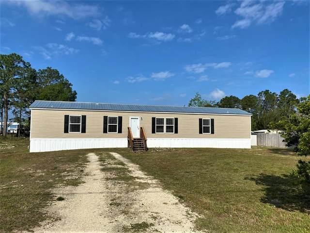 105 Palm Breeze Way, PORT ST. JOE, FL 32456 (MLS #304307) :: Berkshire Hathaway HomeServices Beach Properties of Florida