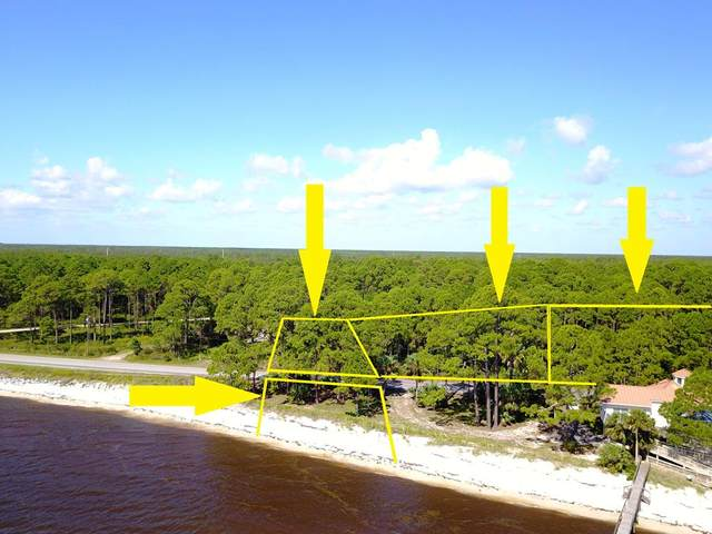 2528 Hwy 98 W, CARRABELLE, FL 32322 (MLS #304316) :: Berkshire Hathaway HomeServices Beach Properties of Florida