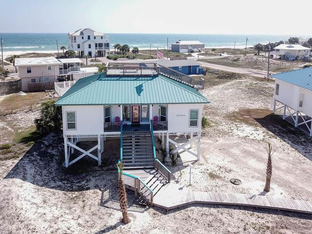 908 E Gulf Beach Dr, ST. GEORGE ISLAND, FL 32328 (MLS #304325) :: Coastal Realty Group
