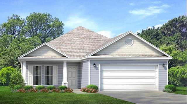 160 Falling Star Way Lot 1034, PORT ST. JOE, FL 32456 (MLS #304446) :: Anchor Realty Florida