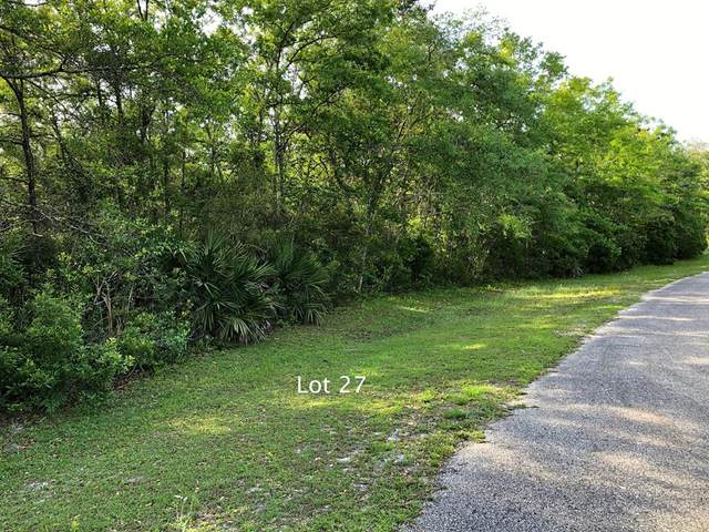 140 Water Oaks Way, APALACHICOLA, FL 32320 (MLS #304453) :: The Naumann Group Real Estate, Coastal Office