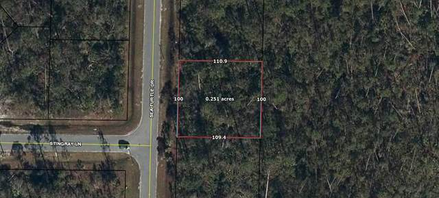 108 Sea Turtle Dr, PORT ST. JOE, FL 32456 (MLS #304491) :: The Naumann Group Real Estate, Coastal Office