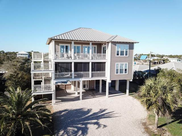 573 W Gorrie Dr, ST. GEORGE ISLAND, FL 32328 (MLS #304494) :: The Naumann Group Real Estate, Coastal Office
