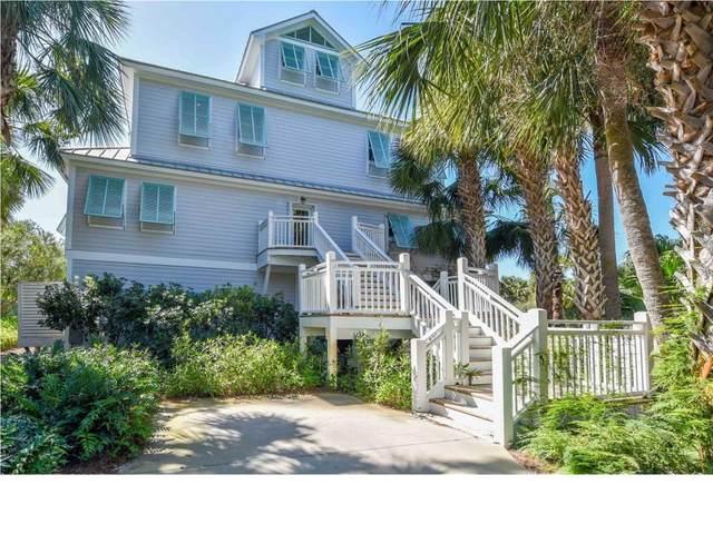 2303 Tally Ho Rd, ST. GEORGE ISLAND, FL 32328 (MLS #304534) :: The Naumann Group Real Estate, Coastal Office