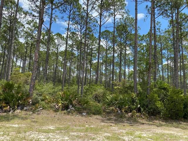 Lot 4 Jones Homestead Rd, PORT ST. JOE, FL 32456 (MLS #304600) :: Anchor Realty Florida