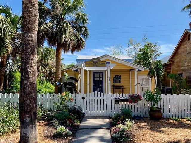 45 Commerce St Cottage & Loft, APALACHICOLA, FL 32320 (MLS #304635) :: Anchor Realty Florida