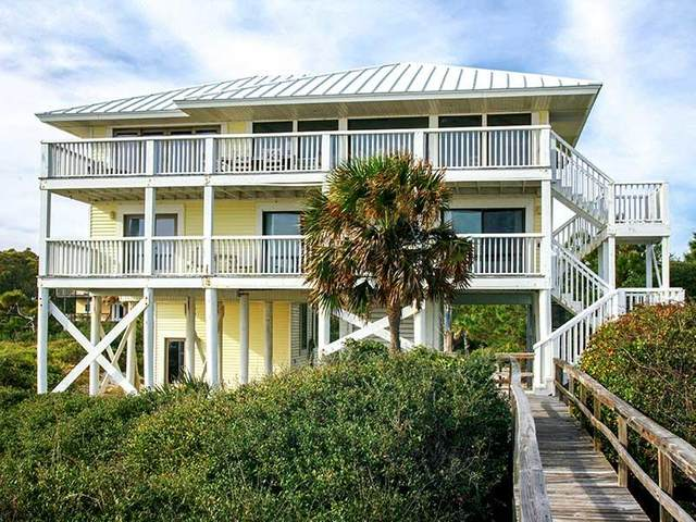 1832 Plantation Pass, ST. GEORGE ISLAND, FL 32328 (MLS #304661) :: The Naumann Group Real Estate, Coastal Office