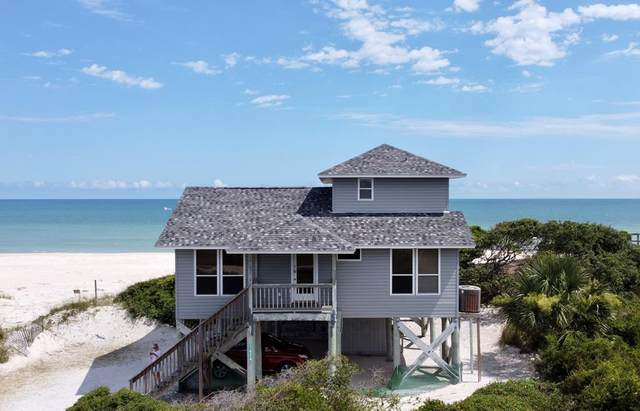 1624 E Gulf Beach Dr, ST. GEORGE ISLAND, FL 32328 (MLS #304750) :: The Naumann Group Real Estate, Coastal Office