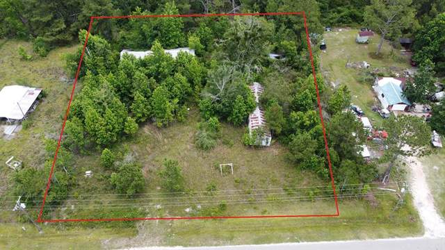 688 Old Bay City Rd, WEWAHITCHKA, FL 32465 (MLS #304795) :: Berkshire Hathaway HomeServices Beach Properties of Florida