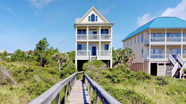 2264 Sailfish Dr, ST. GEORGE ISLAND, FL 32328 (MLS #304823) :: Anchor Realty Florida