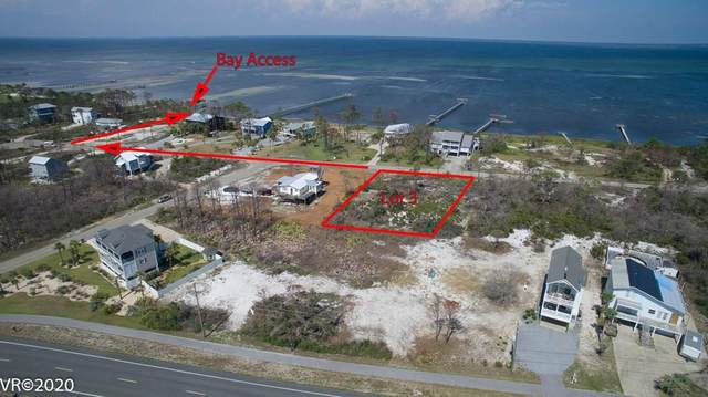 Lot  3B Leeward St, CAPE SAN BLAS, FL 32456 (MLS #304858) :: Anchor Realty Florida