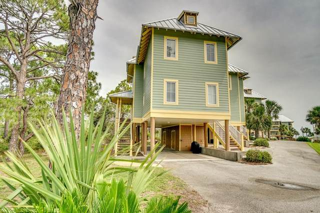 150 Cape Pointe Dr, CAPE SAN BLAS, FL 32456 (MLS #304878) :: Berkshire Hathaway HomeServices Beach Properties of Florida