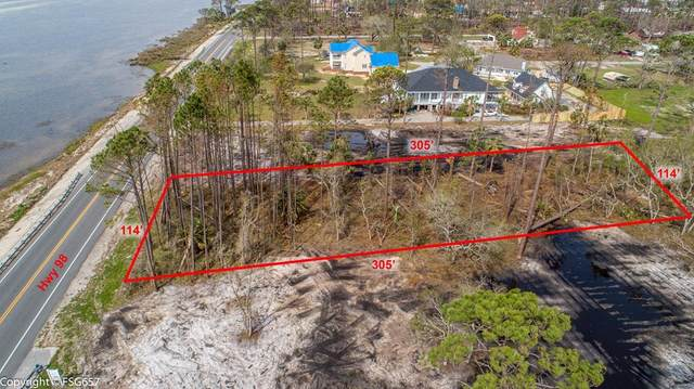 Lot 3 Hwy 98 Lot 3, PORT ST. JOE, FL 32456 (MLS #304910) :: The Naumann Group Real Estate, Coastal Office