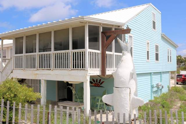 144 Aruba  Dr, CAPE SAN BLAS, FL 32456 (MLS #304936) :: Anchor Realty Florida
