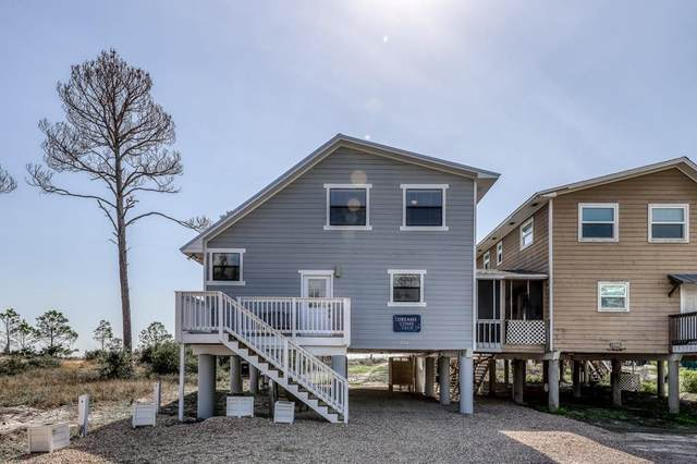 154 Cape Dunes Dr, CAPE SAN BLAS, FL 32456 (MLS #304946) :: The Naumann Group Real Estate, Coastal Office