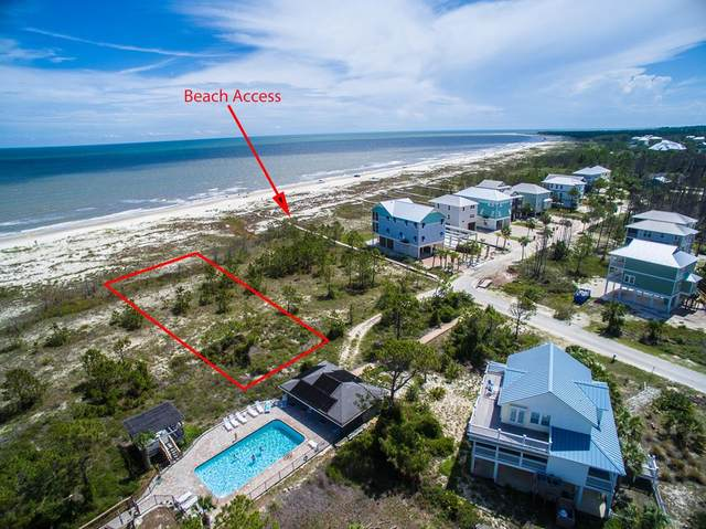 Lot 17 Pebble Beach Ave, CAPE SAN BLAS, FL 32456 (MLS #304964) :: Berkshire Hathaway HomeServices Beach Properties of Florida