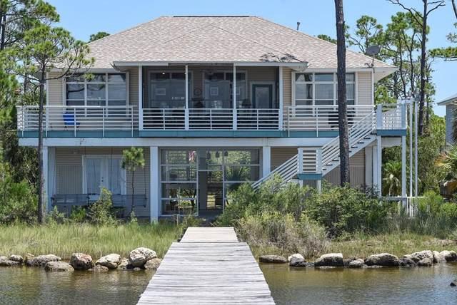 1335 E Gulf Beach Dr, ST. GEORGE ISLAND, FL 32328 (MLS #305034) :: Berkshire Hathaway HomeServices Beach Properties of Florida