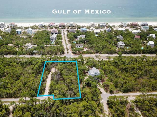 2051 Sand Dollar Trl, ST. GEORGE ISLAND, FL 32328 (MLS #305063) :: Berkshire Hathaway HomeServices Beach Properties of Florida