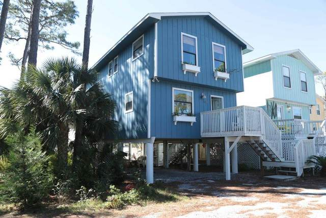 158 Cape Dunes Dr, CAPE SAN BLAS, FL 32456 (MLS #305067) :: Berkshire Hathaway HomeServices Beach Properties of Florida