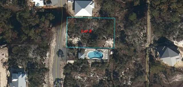 0 Mccosh Mill Rd, CAPE SAN BLAS, FL 32456 (MLS #305081) :: The Naumann Group Real Estate, Coastal Office