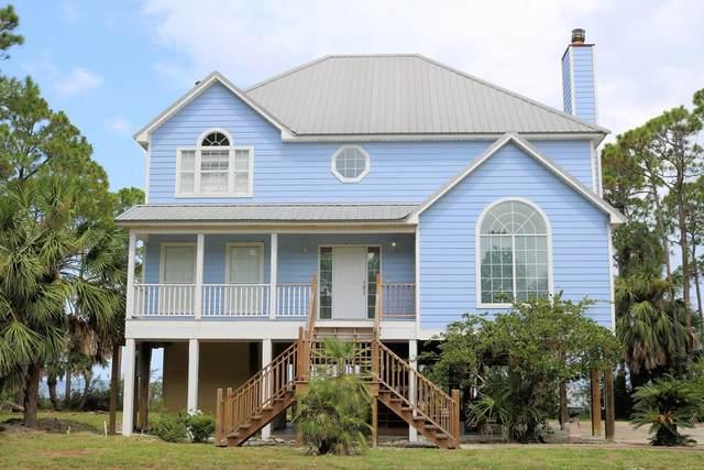 5451 Sandbar Dr, PORT ST. JOE, FL 32456 (MLS #305088) :: Berkshire Hathaway HomeServices Beach Properties of Florida