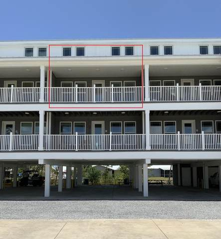 1120 15TH ST 3-H, MEXICO BEACH, FL 32456 (MLS #305089) :: Berkshire Hathaway HomeServices Beach Properties of Florida