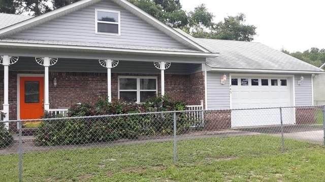 445 22ND AVE, APALACHICOLA, FL 32320 (MLS #305098) :: Berkshire Hathaway HomeServices Beach Properties of Florida