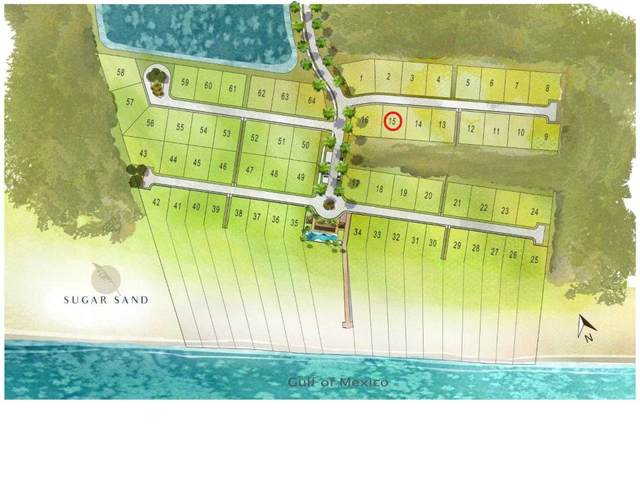 204 E Sugar Sand, MEXICO BEACH, FL 32456 (MLS #305120) :: Berkshire Hathaway HomeServices Beach Properties of Florida