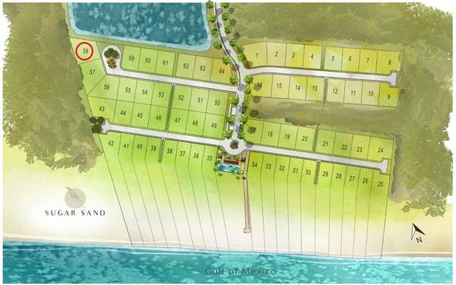 100 W Sugar Sand, MEXICO BEACH, FL 32456 (MLS #305124) :: Berkshire Hathaway HomeServices Beach Properties of Florida