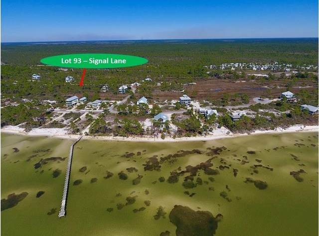 211 Signal Ln Lot 93, PORT ST. JOE, FL 32456 (MLS #305152) :: Berkshire Hathaway HomeServices Beach Properties of Florida