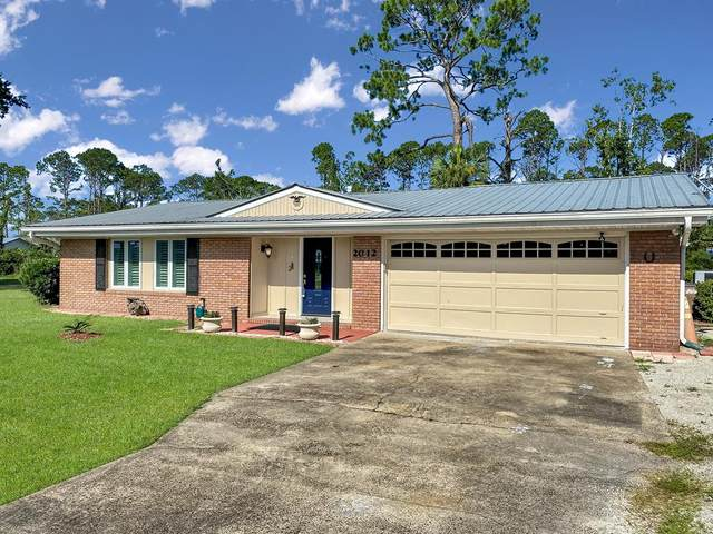 2012 Monument Ave, PORT ST. JOE, FL 32456 (MLS #305165) :: Berkshire Hathaway HomeServices Beach Properties of Florida