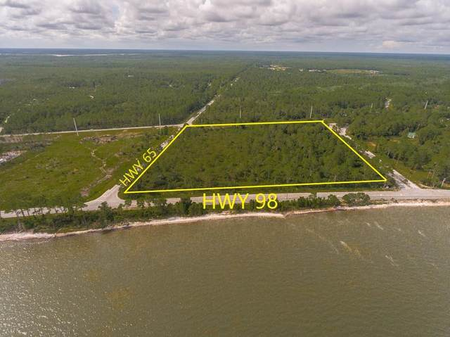 1041 Hwy 98, EASTPOINT, FL 32328 (MLS #305190) :: Berkshire Hathaway HomeServices Beach Properties of Florida