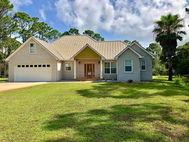 226 Waters Edge Dr, PORT ST. JOE, FL 32456 (MLS #305211) :: Berkshire Hathaway HomeServices Beach Properties of Florida
