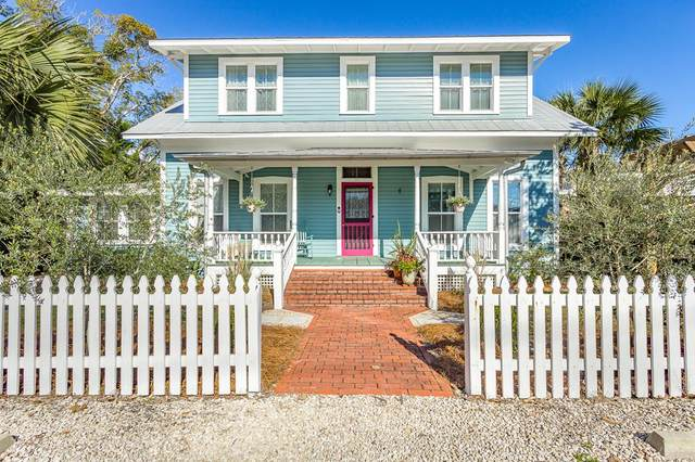 111 4TH ST, APALACHICOLA, FL 32320 (MLS #305244) :: The Naumann Group Real Estate, Coastal Office