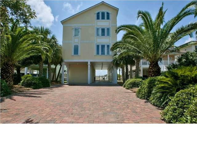 2228 Sailfish Dr, ST. GEORGE ISLAND, FL 32328 (MLS #305245) :: Berkshire Hathaway HomeServices Beach Properties of Florida