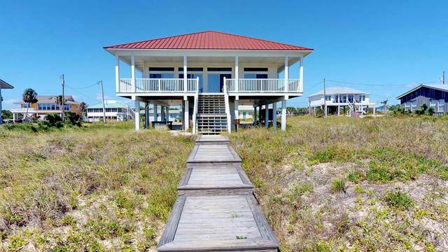 716 W Gorrie Dr, ST. GEORGE ISLAND, FL 32328 (MLS #305360) :: The Naumann Group Real Estate, Coastal Office