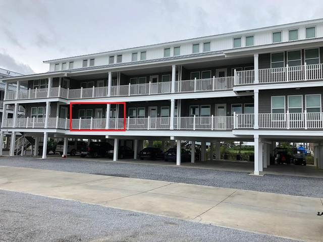 1120 15TH ST 2-B, MEXICO BEACH, FL 32456 (MLS #305363) :: Anchor Realty Florida