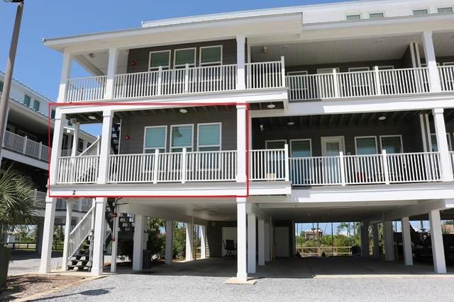 1120 15TH ST 2-A, MEXICO BEACH, FL 32456 (MLS #305374) :: Anchor Realty Florida