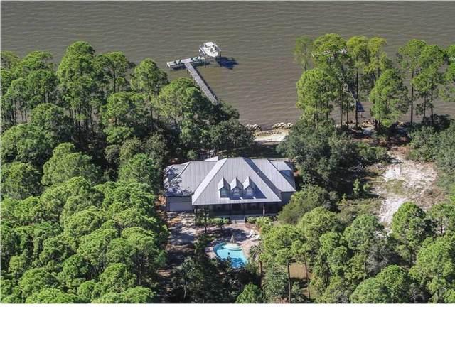 293 Magnolia Bay Dr, EASTPOINT, FL 32328 (MLS #305429) :: Berkshire Hathaway HomeServices Beach Properties of Florida