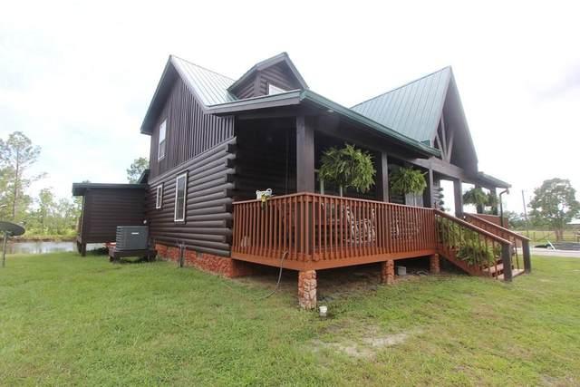 382 Myers Rd, WEWAHITCHKA, FL 32465 (MLS #305469) :: The Naumann Group Real Estate, Coastal Office
